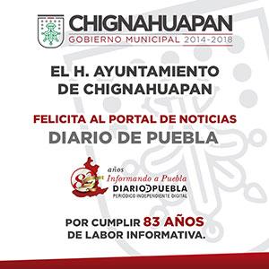 Banner chignahuapan
