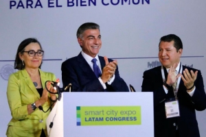 Clausura Tony Gali Smart City Expo LATAM Congress