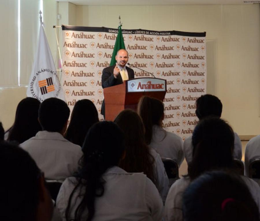Diario de Puebla - La Universidad Anáhuac conmemora el Día del ...