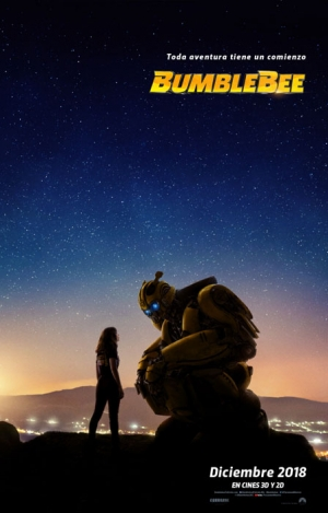 Paramount Pictures - Bumblebee | Primer Poster