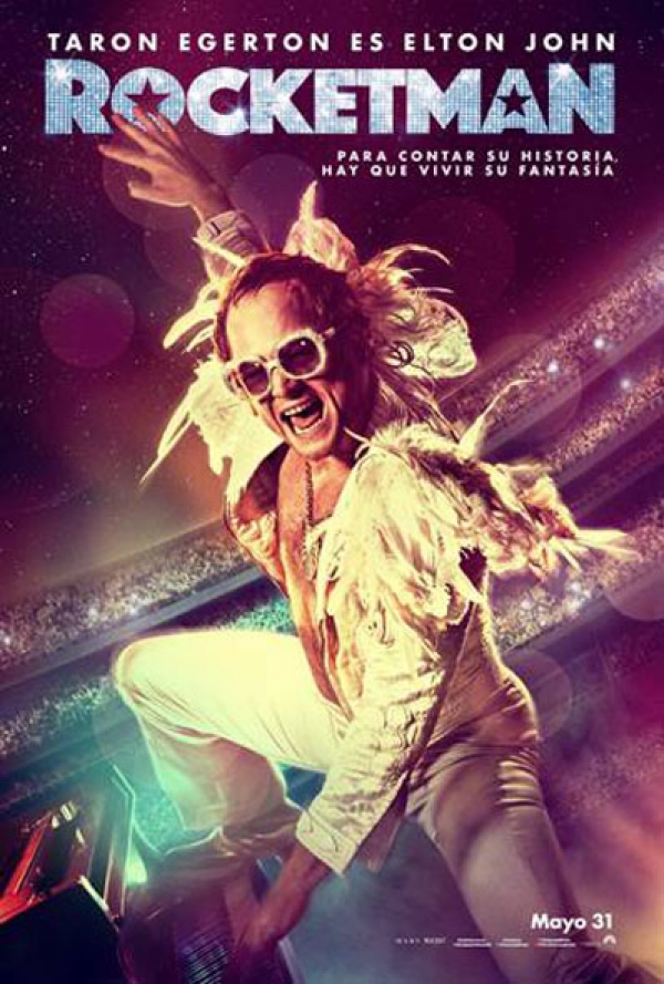 Paramount Pictures - Rocketman