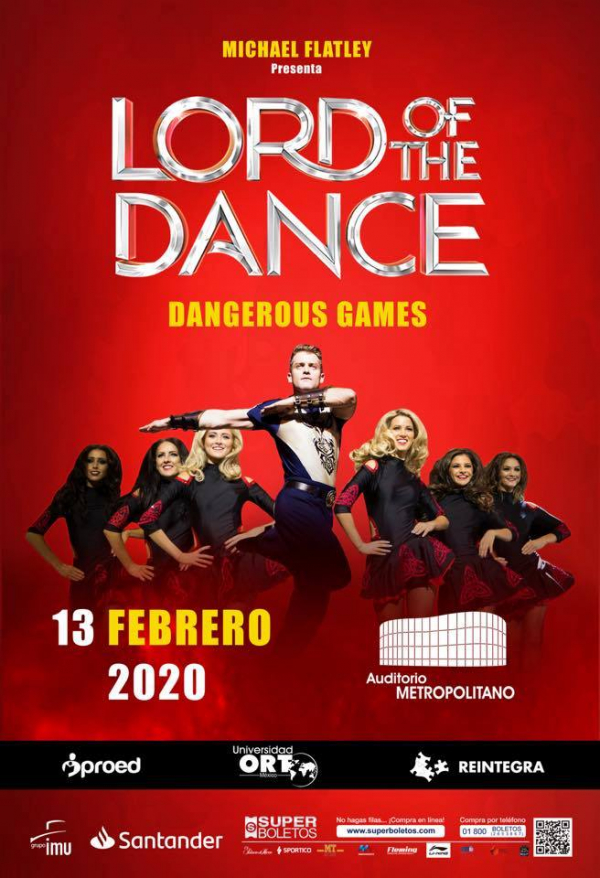Lord of the Dance Puebla