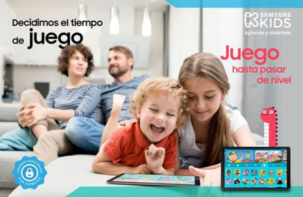 Samsung Kids disponible en México