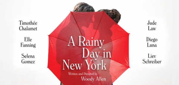 Poste Digital - A RAINY DAY IN NEW YORK de Woody Allen